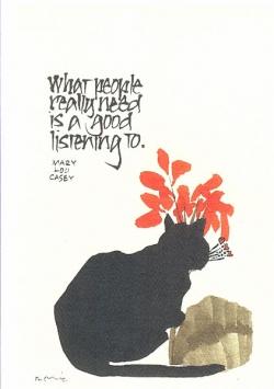 Good Listening To